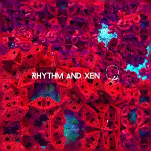 Sevish - Rhythm and Xen (Front cover)