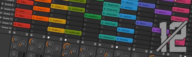 Bitwig Studio Microtonality