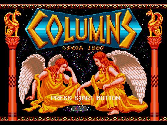 Sega Columns
